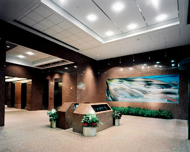 Interfin Lobby